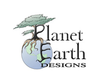 Planet Earth Design Logo